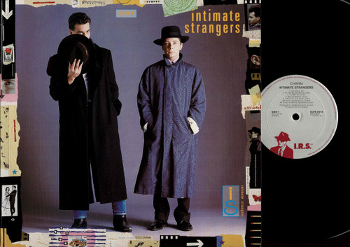Intimate Strangers (2)-Charm-VINYL LP-USED-Australian press-VILP_1320