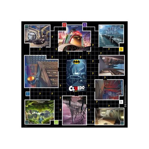 Cluedo - Batman Edition-WINWM00839-WINNING MOVES