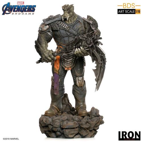 Avengers 4: Endgame - Cull Obsidian 1:10 Scale Statue-IRO06767-IRON STUDIOS