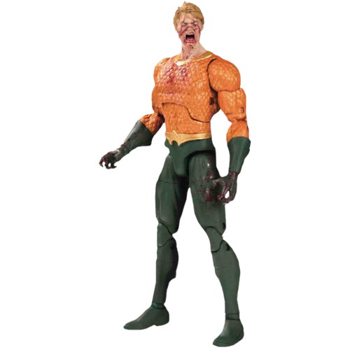 Aquaman - Aquaman Dceased Essentials Action Figure-DCC36807-DC COMICS