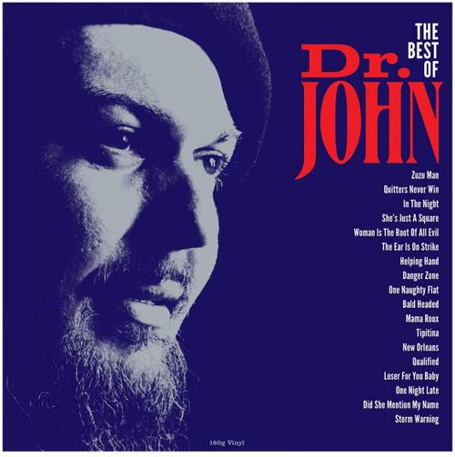 DR. JOHN  Best Of (180G) Vinyl LP-Brand New-Still Sealed