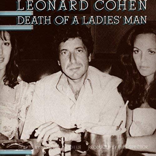 COHEN,LEONARD -DEATH OF A LADIES' MAN Vinyl LP-Brand New-Still Sealed