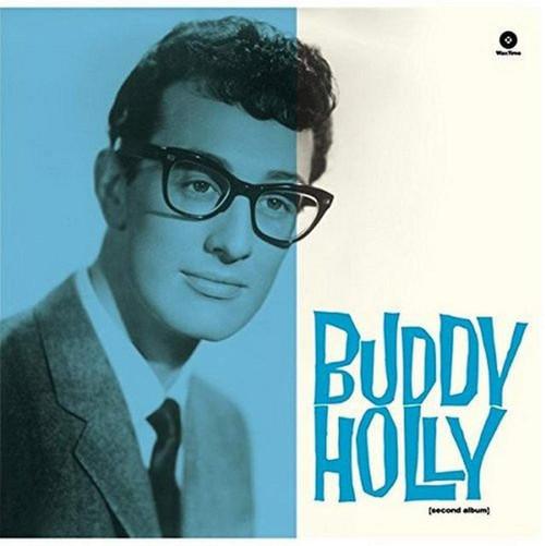 Buddy Holly-Second Album Vinyl LP-Brand New-Still Sealed