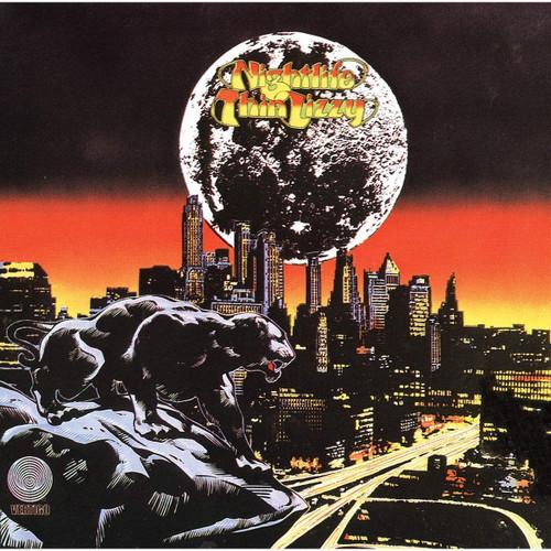 THIN LIZZY-Nightlife Vinyl LP-Brand New-Still Sealed