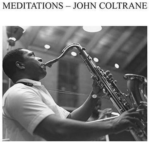 John Coltrane-Meditations Vinyl LP-Brand New-Still Sealed