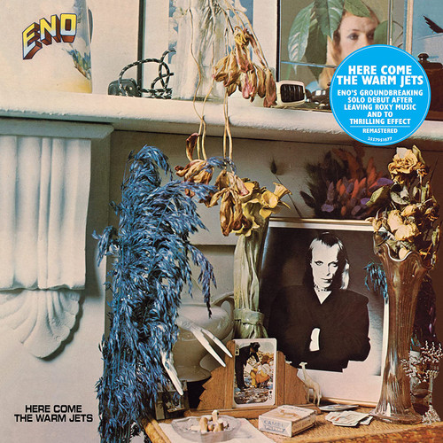 ENO,BRIAN-Here Come The Warm Jets (140G/2017 Master) Vinyl LP-Brand New-Still Sealed