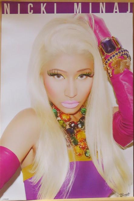Nicki Minaj- Starships-Poster-Laminated available-91cm x 61cm-Brand New