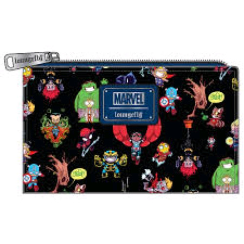 Marvel - Chibi Group Purse-LOUMVWA0139-LOUNGEFLY