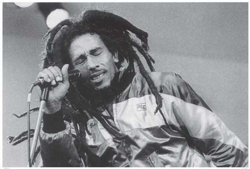 Bob Marley-Black & White  Poster-Laminated available-Poster-Laminated available-90cm x 60cm-Brand New