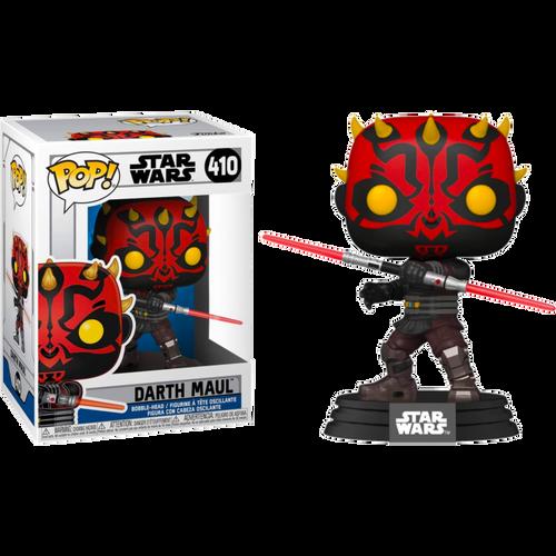 Star Wars: Clone Wars - Darth Maul Pop! Vinyl-FUN52025-FUNKO