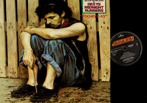 Kevin Rowland & Dexys Midnight Runners-Too-Rye-Ay-VINYL LP-USED-EU press-RELP_1329
