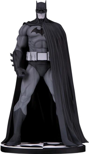 Batman - Batman Black & White by Jim Lee Designer Mini Statue-DCC905601-DC COMICS