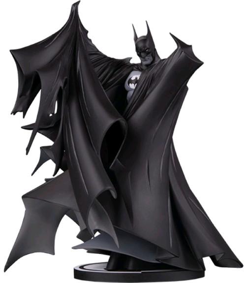 Batman - Batman Black & White Deluxe by Todd McFarlane version 2 Statue-DCC906654-DC COMICS