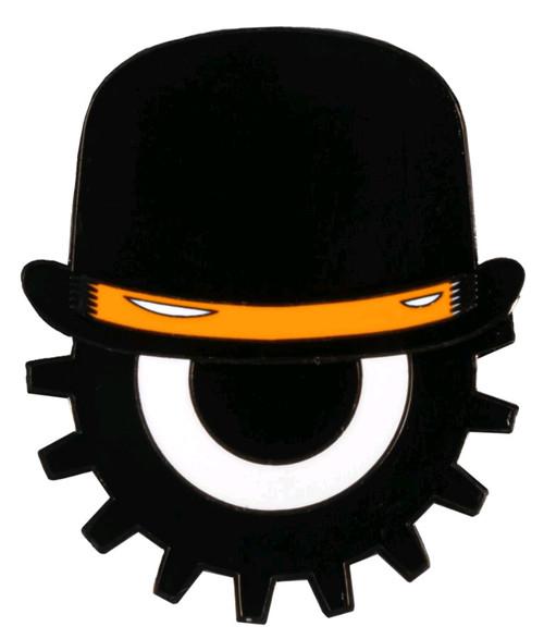 A Clockwork Orange - Eye Enamel Pin-IKO1772-IKON COLLECTABLES
