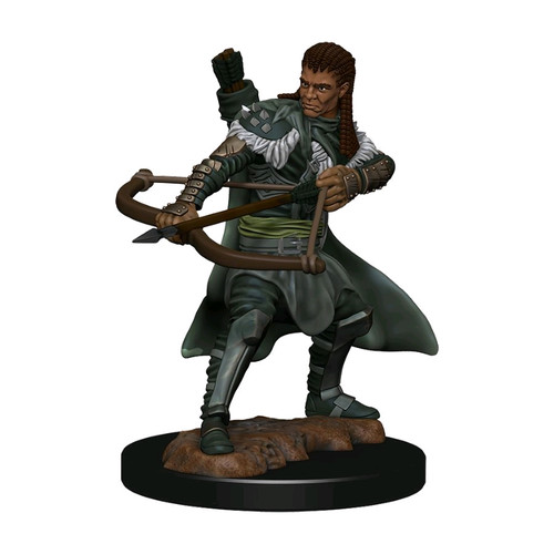 Dungeons & Dragons - Premium Human Ranger Male Miniature-WZK93030-WIZKIDS GAMES
