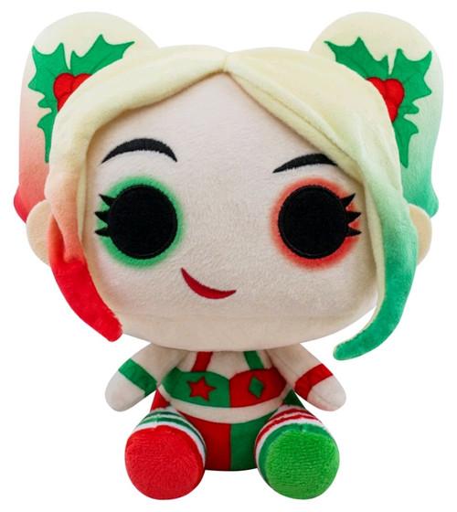 Batman - Holly Quinn Holiday Plush-FUN51065-FUNKO