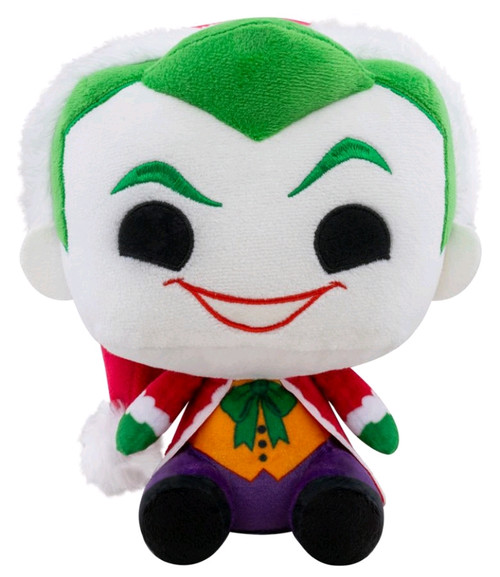 Batman - Santa Joker Holiday Plush-FUN51063-FUNKO