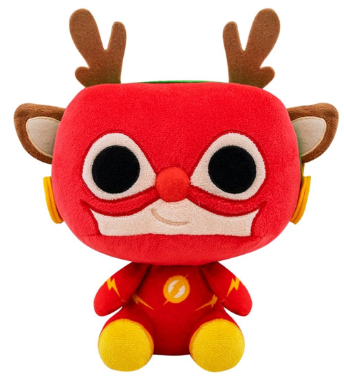 Flash - Rudolph Flash Holiday Plush-FUN51064-FUNKO