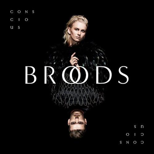 BROODS-CONSCIOUS- Vinyl LP Brand New/Still Sealed