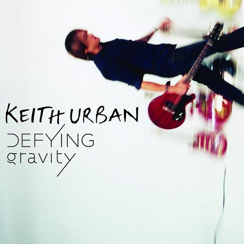 URBAN, KEITH-DEFYING GRAVITY-WHITE VINYL Vinyl LP Brand New/Still Sealed