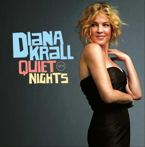 KRALL, DIANA-QUIET NIGHTS-180 GRAM Vinyl LP Brand New/Still Sealed