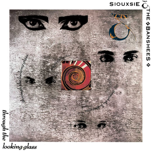 SIOUXSIE AND THE BANSHEES-THROUGH THE LOOKING GLASS-180 GRAM Vinyl LP Brand New/Still Sealed