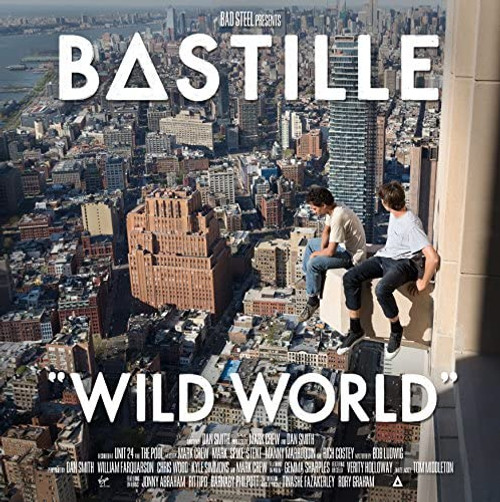 BASTILLE-WILD WORLD- Vinyl LP Brand New/Still Sealed