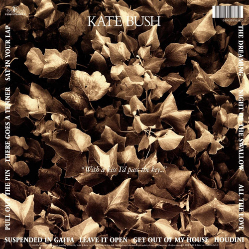 BUSH, KATE-THE DREAMING-180 GRAM Vinyl LP Brand New/Still Sealed