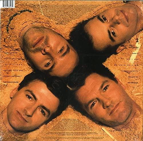 CROWDED HOUSE-WOODFACE-180 GRAM   Vinyl LP Brand New/Still Sealed