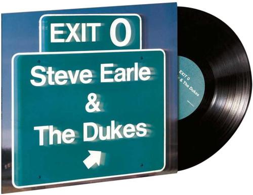 EARLE, STEVE & THE DUKES-EXIT O-180 GRAM Vinyl LP Brand New/Still Sealed