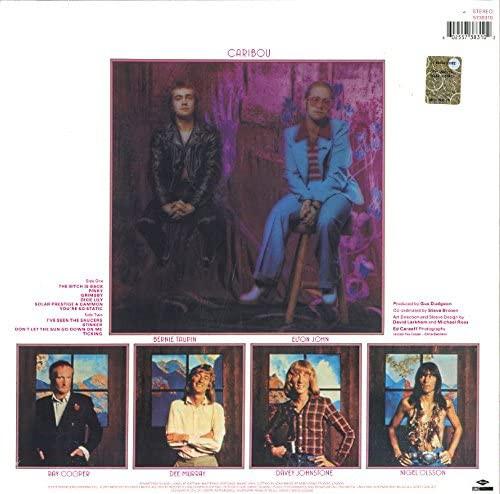 JOHN, ELTON-CARIBOU  -180 GRAM Vinyl LP Brand New/Still Sealed