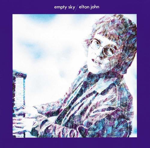 JOHN, ELTON-EMPTY SKY -180 GRAM Vinyl LP Brand New/Still Sealed