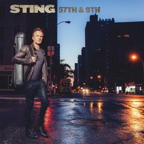STING-57TH & 9TH-180 GRAM Vinyl LP Brand New/Still Sealed