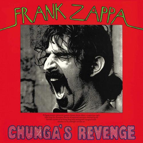 ZAPPA, FRANK-CHUNGA'S REVENGE - Vinyl LP Brand New/Still Sealed