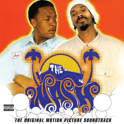 OST - THE WASH -OST - THE WASH [Dr. Dre, Snoop Dogg, Eminem, Ludacris and Xzibit]-  Vinyl LP Brand New/Still Sealed