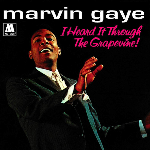 GAYE, MARVIN-I HEARD IT THROUGH THE GRAPEVINE- Vinyl LP Brand New/Still Sealed
