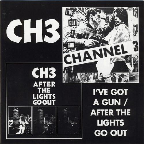 CH3 ?– I've Got A Gun / After The Lights Go Out CD-Brand New