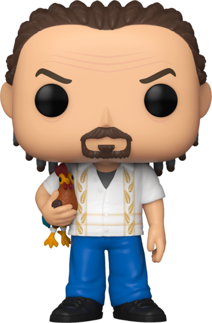 Eastbound & Down - Kenny Cornrows Pop! Vinyl-FUN49274-FUNKO