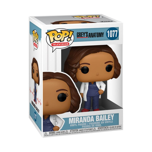 Grey's Anatomy - Miranda Bailey Pop! Vinyl-FUN36427-FUNKO