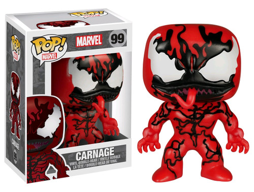 Spider-Man - Carnage US Exclusive Pop! Vinyl-FUN6182-FUNKO