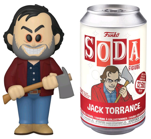 The Shining - Jack Torrance (with chase) Vinyl Soda-FUN52421-FUNKO