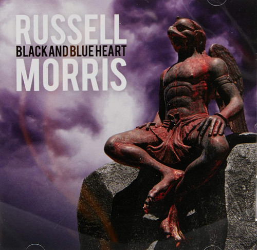 Black and Blue Heart- Russell Morris CD-Brand New/Still sealed