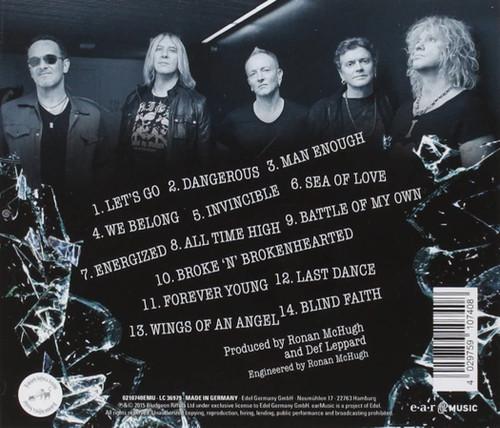DEF LEPPARD- DEF LEPPARD CD-Brand New/Still sealed
