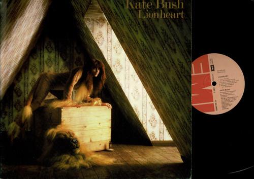 Kate Bush-Lionheart (UK Gatefold)-VINYL LP-USED-RELP_1398