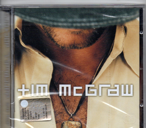 TIM McGRAW -And The Dancehall Doctors CD-Brand New-Still Sealed