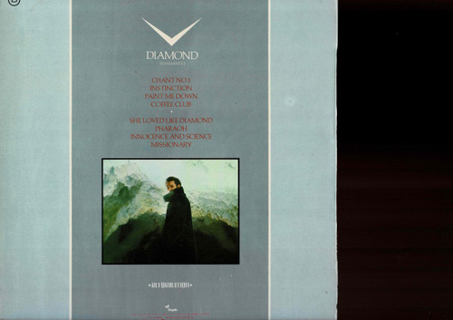 Spandau Ballet-Diamond-VINYL LP-USED-SPAIN press-RELP_1362