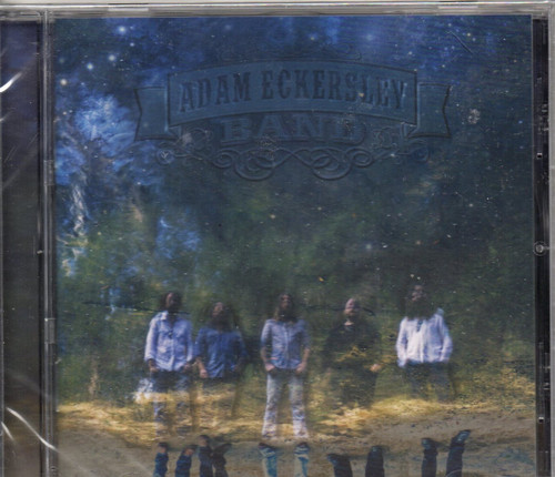 ADAM ECKERSLEY  BAND-Second Album-CD-Brand New-Still Sealed