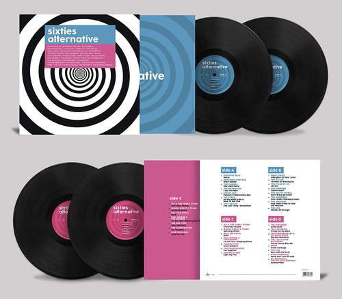VARIOUS ARTISTS-Sixties Alternative-Vinyl LP Brand New/Still Sealed