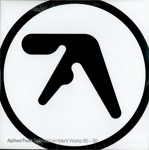 APHEX TWIN-Selected Ambient Works 85-92-Vinyl Lp-Brand new/Still Sealed-LAS_09