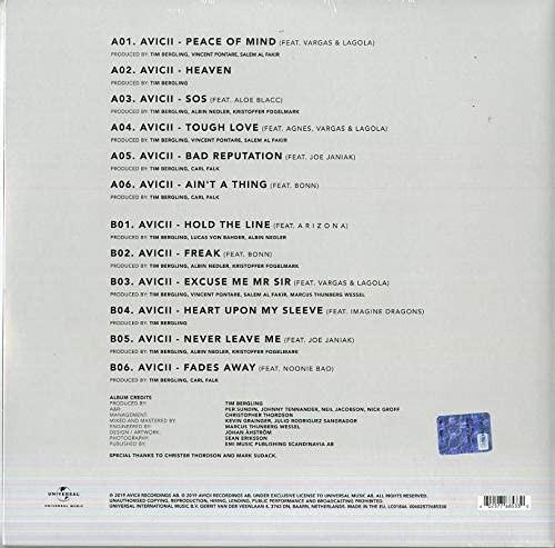 AVICII-Tim-Vinyl Lp-Brand new/Still Sealed-LAS_10